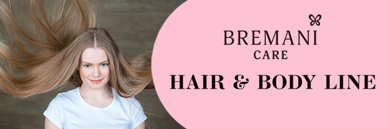 bremani care magnoliy hair and body 2